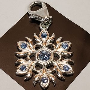 Stunning 100% Authentic Sterling Silver Di…
